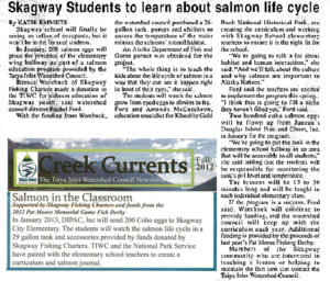 Salmon-Classroom